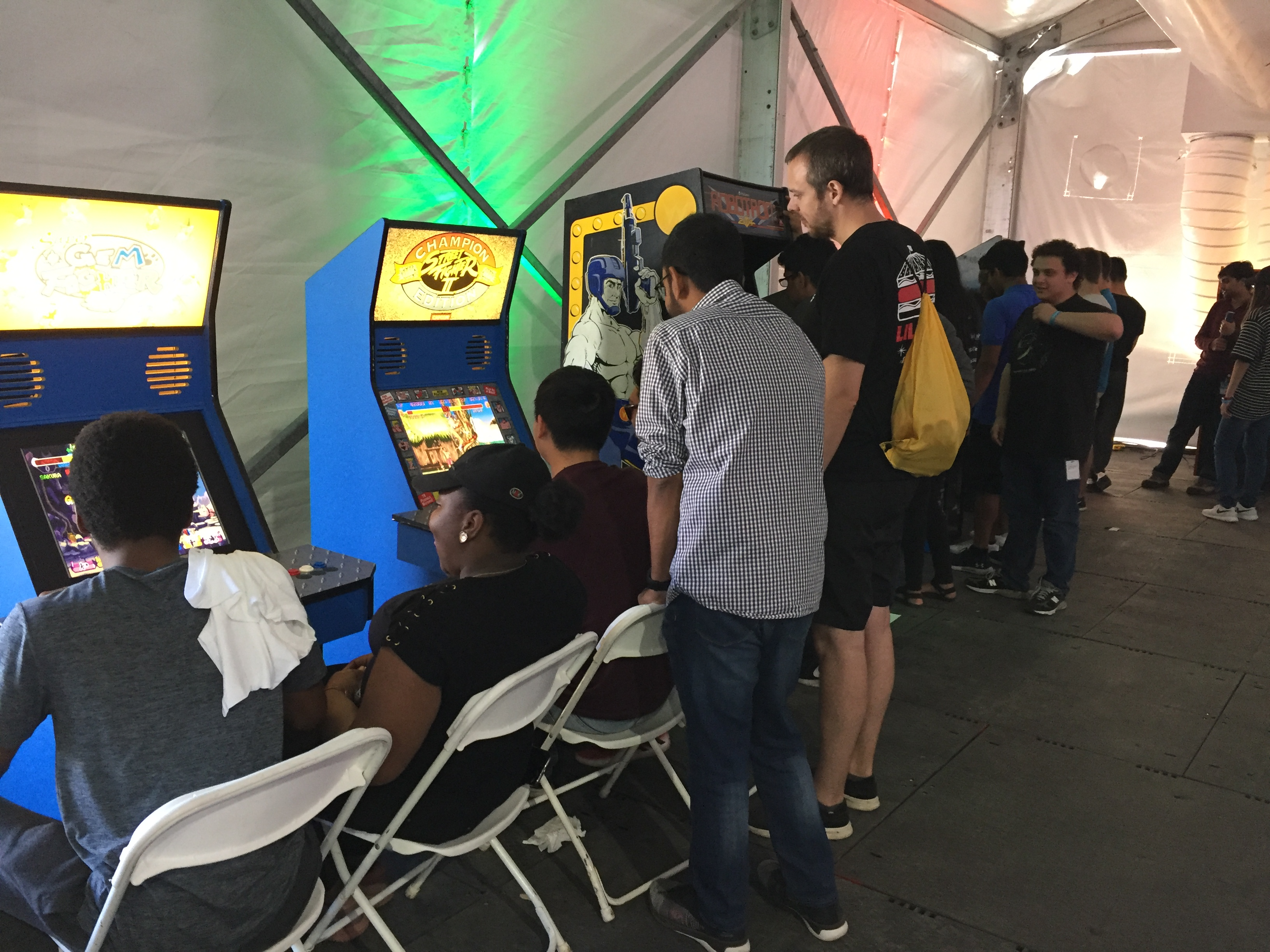 robotron arcade