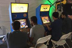 capcom big blue arcade game