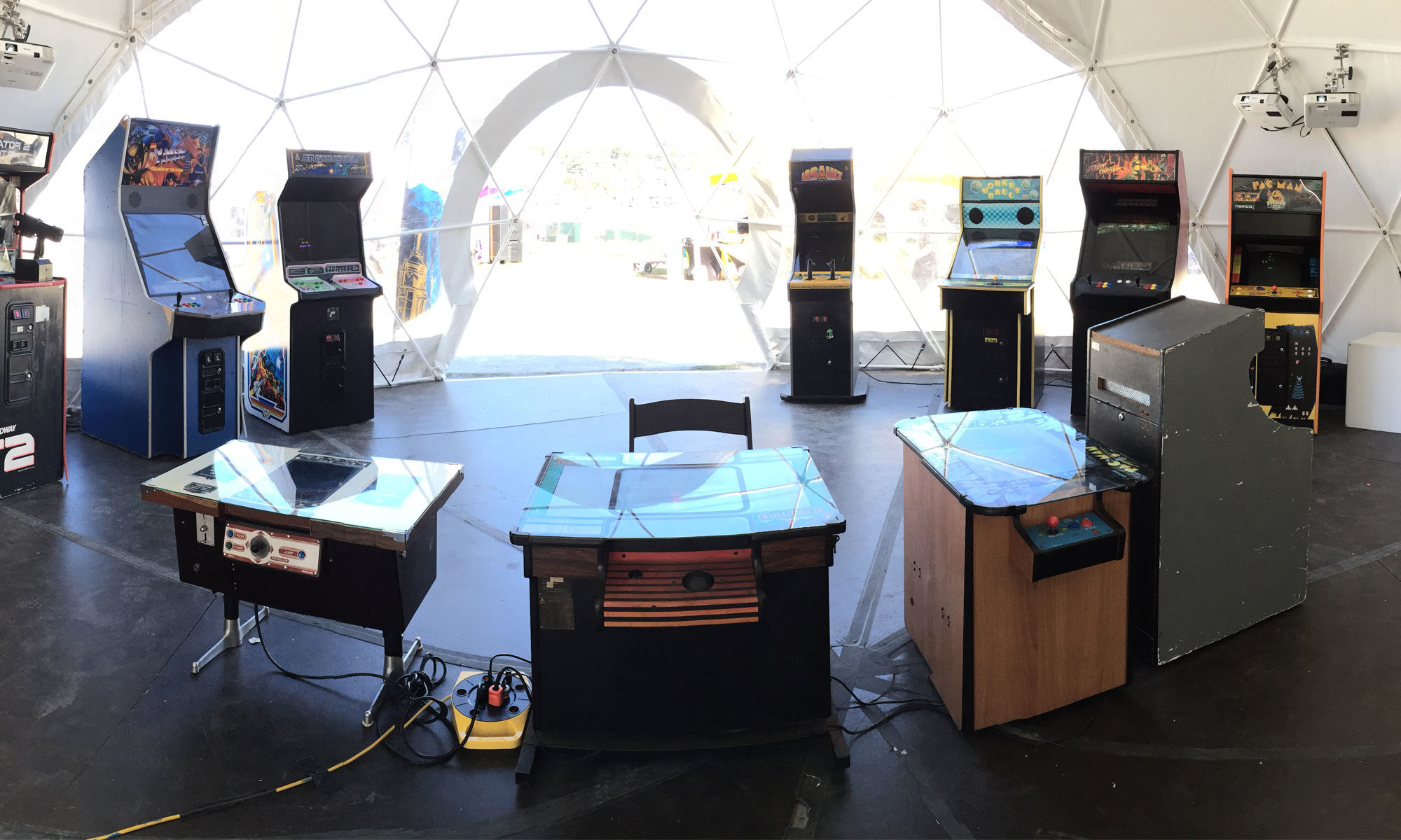 Northwest Flash Arcade